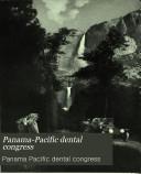 Panama-Pacific dental congress