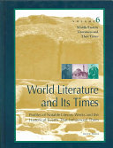 Middle Eastern Literatures and Their Times Book PDF