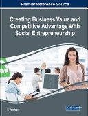 Pdf Creating Business Value and Competitive Advantage With Social Entrepreneurship Telecharger
