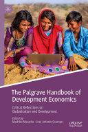 The Palgrave Handbook of Development Economics Pdf/ePub eBook