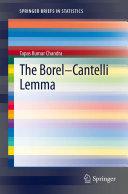 The Borel Cantelli Lemma