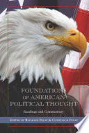 Foundations of American Political Thought Book PDF