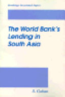 The World Bank's Lending in South Asia