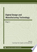 Digital Design And Manufacturing Technology