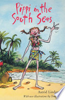 Pippi in the South Seas Book