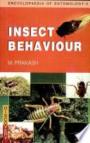 Insect Behaviour Book PDF