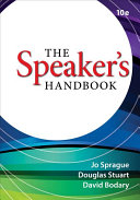 The Speaker s Handbook