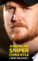 American Sniper Chris Kyle  New Orleans Book