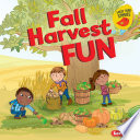 Fall Harvest Fun Book PDF