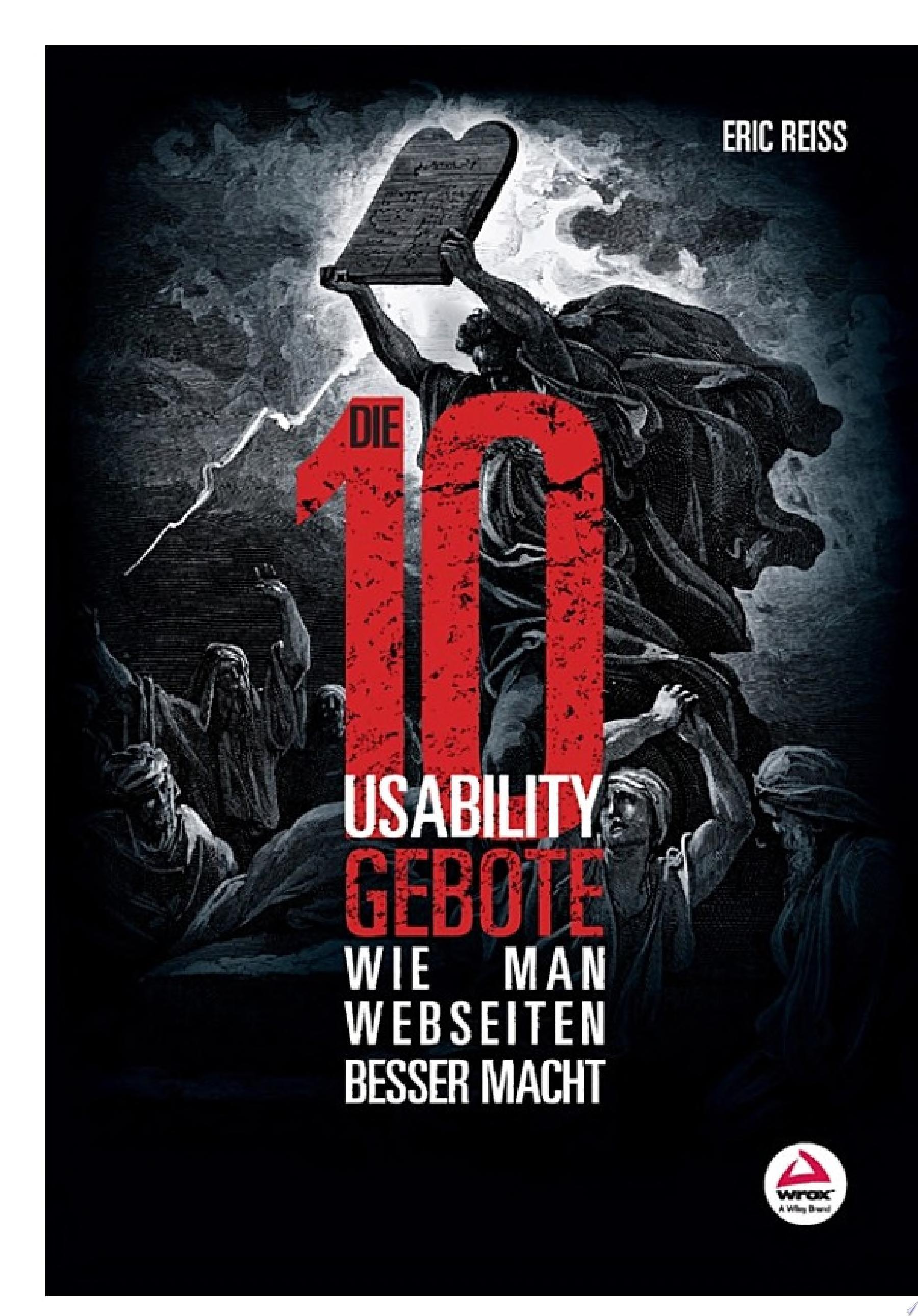 Die zehn Usability Gebote