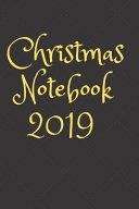Christmas Notebook 2019