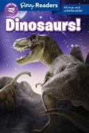 Ripley Readers LEVEL4 Dinosaurs