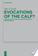 Evocations Of The Calf