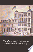 The Journal of Comparative Medicine and Veterinary Archives Book