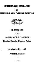 Proceedings of the     World Congress