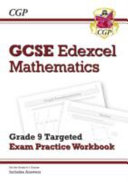 New GCSE Maths Edexcel Grade 9 Targeted Exam Practice Workbook (Includes Answers)