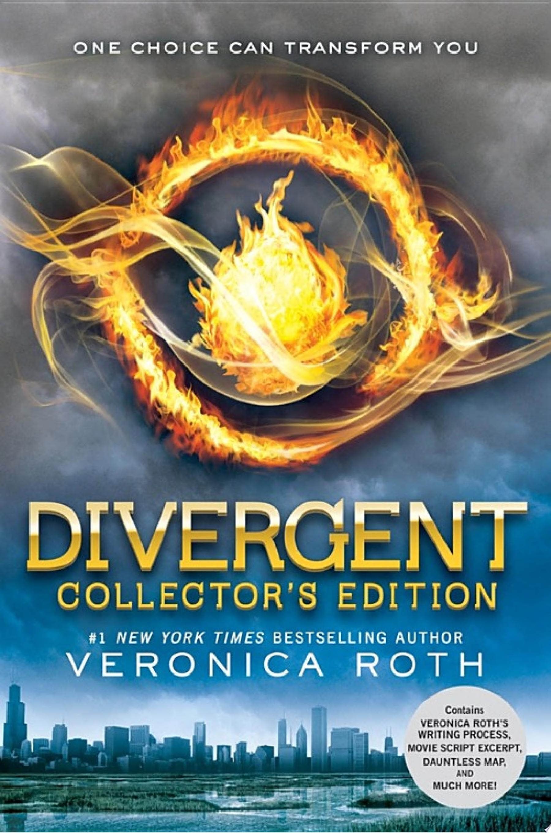 Divergent Collector s Edition