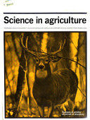 Science for the Farmer Book