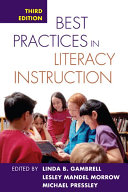 Best Practices in Literacy Instruction  Third Edition
