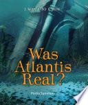 Was Atlantis Real