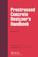 Prestressed Concrete Designer s Handbook  3rd ed