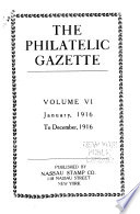 The Philatelic Gazette