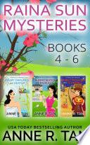 Raina Sun Mystery Boxed Set Vol 2  Books 4  6