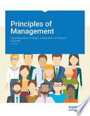 Principles of Management 3.0