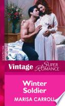 Winter Soldier  Mills   Boon Vintage Superromance