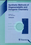 Synthetic Methods of Organometallic and Inorganic Chemistry