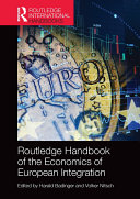Routledge Handbook of the Economics of European Integration