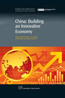 China  Building An Innovative Economy Book
