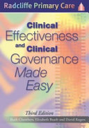 Clinical Effectiveness and Clinical Governance Made Easy