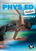 Cover of A+ Phys Ed Notes