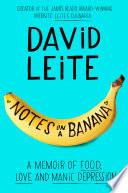 Notes on a Banana Book PDF