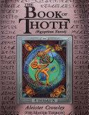 The Book of Thoth (Egyptian Tarot) Pdf/ePub eBook