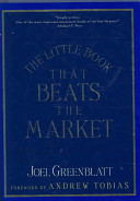 The Little Book That Beats The Market Book PDF