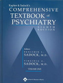 Kaplan Sadock S Comprehensive Textbook Of Psychiatry