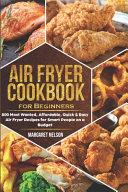 Air Fryer Cookbook for Beginners Book PDF
