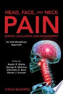 Head  Face  and Neck Pain Science  Evaluation  and Management Book