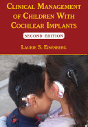 Clinical Management of Children With Cochlear Implants, Second Edition Pdf/ePub eBook