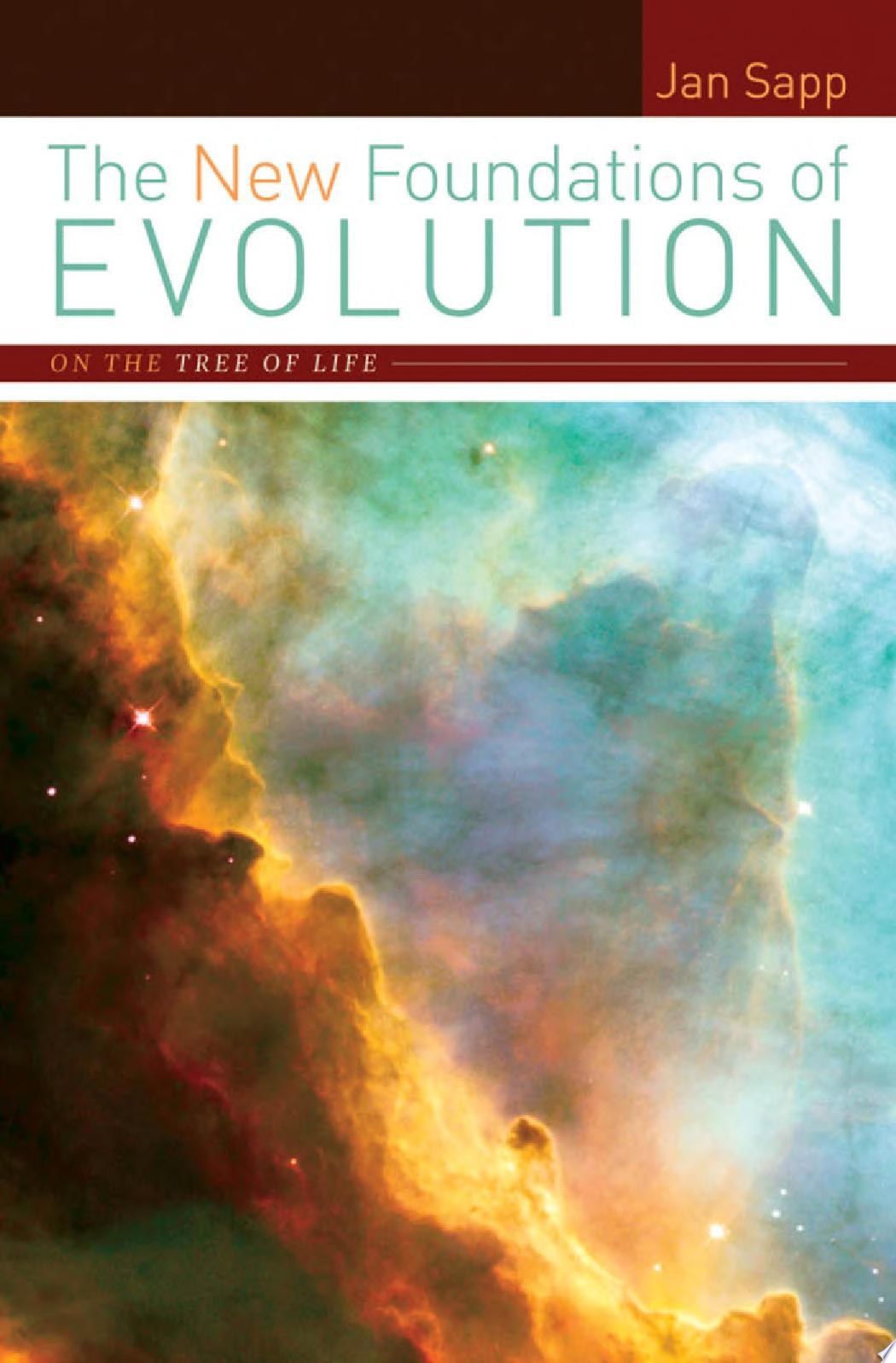 The New Foundations of Evolution
