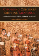 Changing Contexts  Shifting Meanings