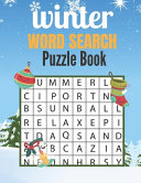 Winter Word Search Puzzle Book