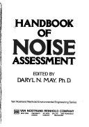 Handbook of Noise Assessment Book