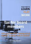 Tax for Board Members
