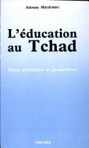Pdf L'éducation au Tchad Telecharger