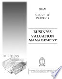 Business Valuation Method