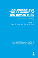 Coleridge and the Armoury of the Human Mind