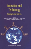 Innovation and Technology — Strategies and Policies Book